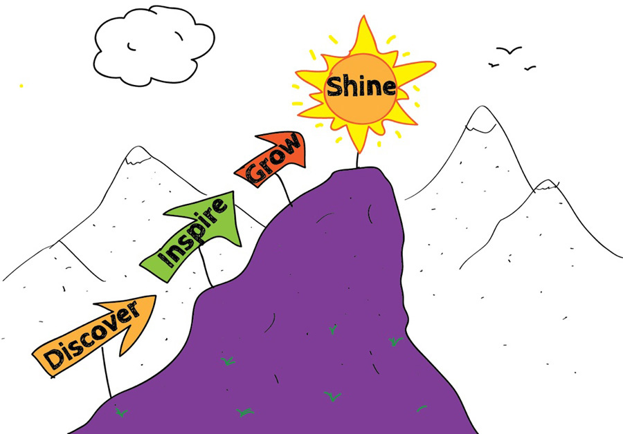 Shine Values & Vision