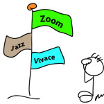 Reflections On 2013: Zoom, Vivace & Jazz