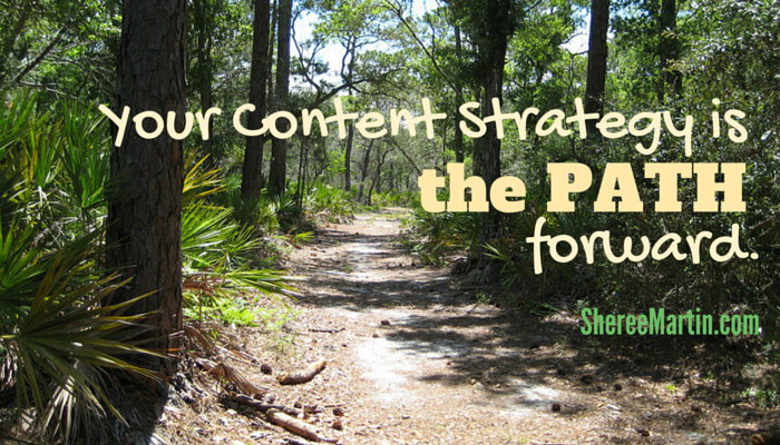 Explaining Content Strategies & Tactics