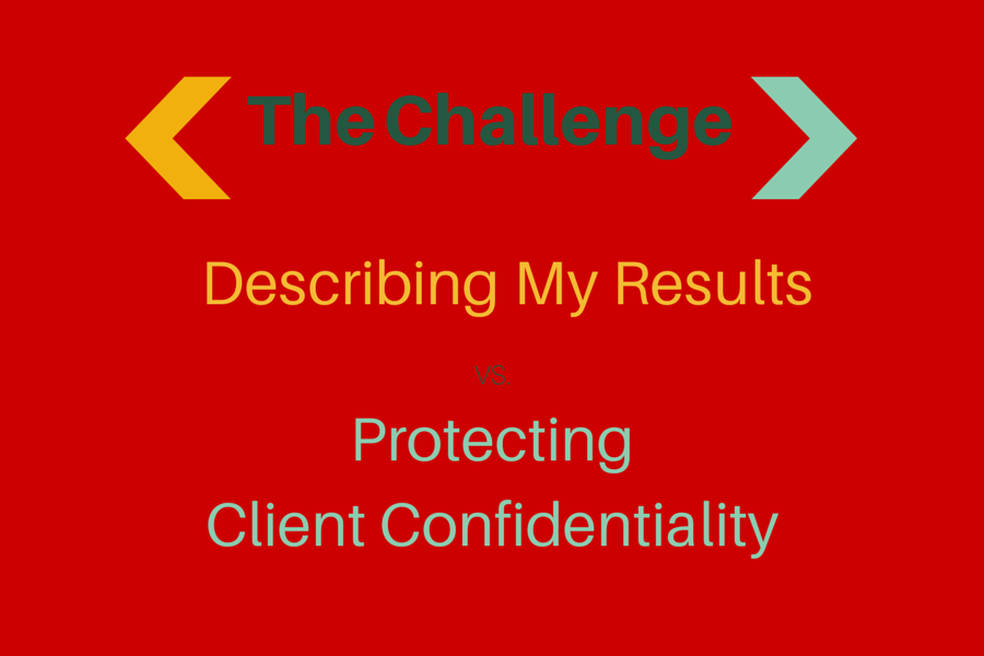 Client Confidentiality & The Era of Personal Branding