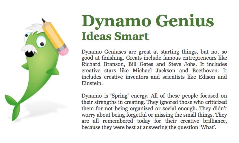 Sheree Martin Dynamo Genius
